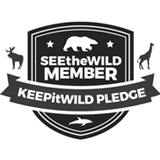 KeepItWild Badge