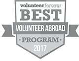 Volunteer Forever Best Program Badge