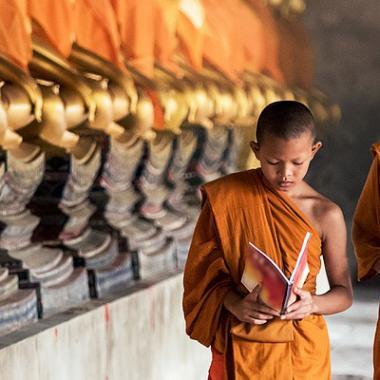 Volunteer Buddhist Monastery | Teach English to Monks ...
